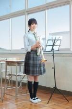 志田未来参演《青空呐喊》 感叹是最后穿校服了
