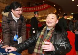 著名京剧大师梅葆玖25日上午因病去世 享年82岁