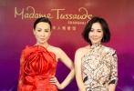 4月25日,刘嘉玲的蜡像正式入驻上海杜莎夫人蜡像馆,刘嘉玲本人也出席了蜡像揭幕仪式。虽然近年很少出演电影,但刘嘉玲表示正筹备以制作人身份拍自己喜欢的电影,表达对社会、对爱情的看法。