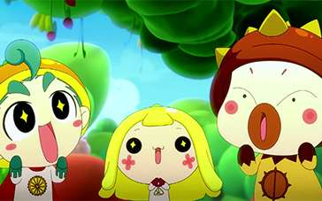 《水果宝贝之水果总动员》首发预告 爆笑萌果神助攻