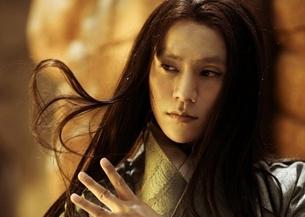 《龙门飞甲》:陈坤变身妖冶厂花