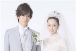 日本女星北川景子与DAIGO大婚 安倍晋三送祝福