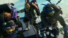 《忍者神龟2》预告 四神龟性格迥异组伐木累战队