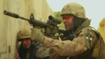 《鬣狗之路》中文片段 现代战争聚焦中东