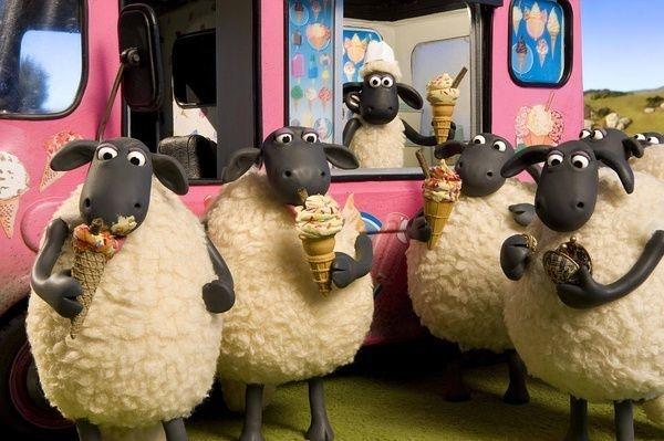 派拉蒙配合-小羊肖恩-制片人工作室 开发3部动画