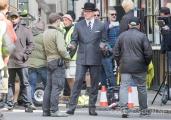 《王牌特工2》拍摄现场曝光 科林·费斯终于现身