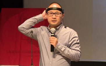 《记忆碎片》回应山寨质疑 观众体验脑电波测评