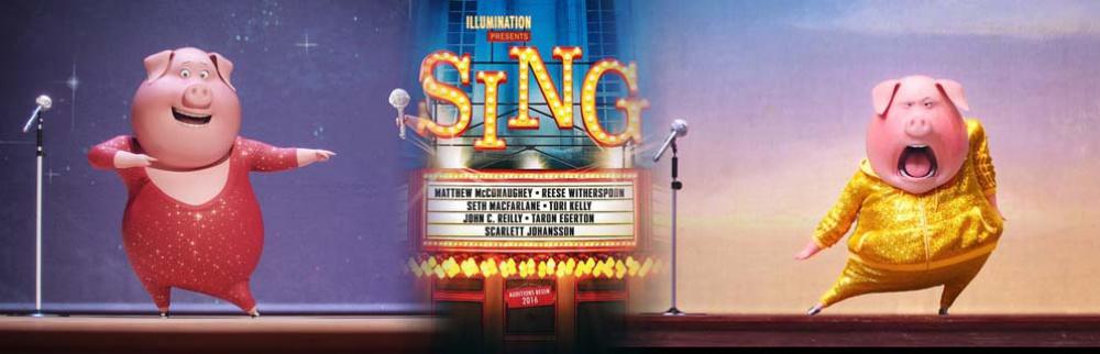 《歌唱秀》新版预告 马修·麦康纳上演欢乐好声音