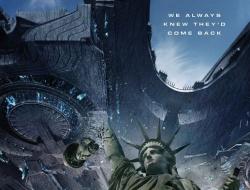 《独立日2》新海报 全球标志性建筑再被炸一遍