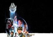 《侠盗一号:星战外传》曝艺术海报 与前作结合