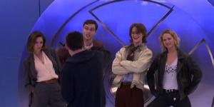 《X战警:天启》花絮曝光 战警们都是搞笑担当