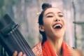 宋茜拍广告演绎东方不败 表情夸张简直辣眼睛