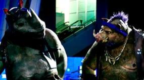《神龟2》新预告曝魔性表情包 牛头猪面笑料十足