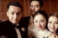 胡歌刘诗诗娜扎被黑唐人发律师函 博主关八道歉