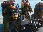 北美票房6.3-6.5《神龟2》登顶 《天启》居亚