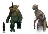 设计师再发《侏罗纪公园4》弃用图 动向引猜测