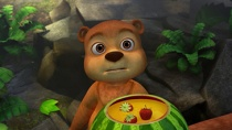 《嘻哈英熊》曝先导预告 熊爸萌娃上演极限营救