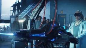 《独立日2》中文片段 博士搬出超强激光枪