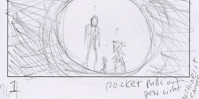 《银河护卫队2》多名主演杀青 导演曝手绘分镜稿