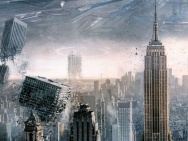《独立日2》一言不合就毁地球 大场面片段曝光