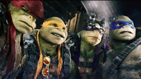 直击《忍者神龟2》拍摄幕后 主创爆料幕后趣事