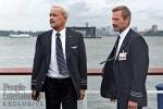 《萨利机长》再现平民英雄 汤姆·汉克斯满头白发