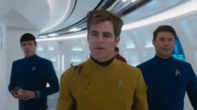 《星际迷航3》发4电视预告 科克舰长遭老骨头取笑