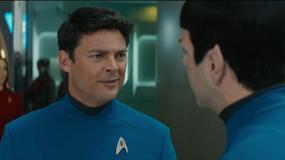 《星际迷航3》曝光片段 老骨头授史波克爱情经验