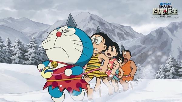 哆啦A梦 再登大银幕 是否还将贩卖童年回忆