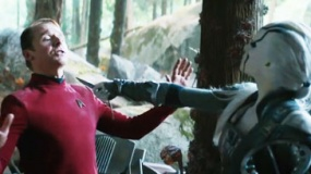 《星际迷航3:超越星辰》中文片段 西蒙遭威胁