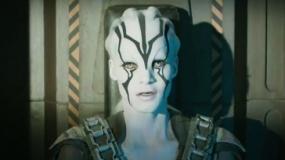 《星际迷航3》中文特辑 外星人角色被主演赞美