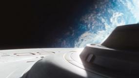 《星际迷航3》中文片段 企业号遭异物突然侵袭