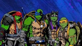 《忍者神龟2》复古动画MV 美漫画风重塑童年经典