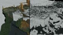 《巴霍巴利王:开端》视觉特辑 特效磅礴场景绝美