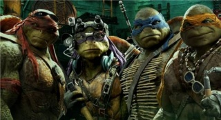 """聚焦《忍者神龟2》:科技与电影的""""阴阳相成"""""""