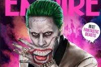小丑展示手背纹身超戏谑