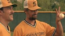 《太空人》中文预告 乔治·杜哈明演绎职业棒球手