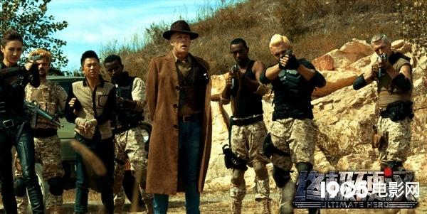 《终极硬汉》明日上映 退伍特种兵蓄满洪荒之力