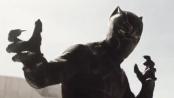 《美国队长3》蓝光删减片段 冬兵躲避黑豹追杀