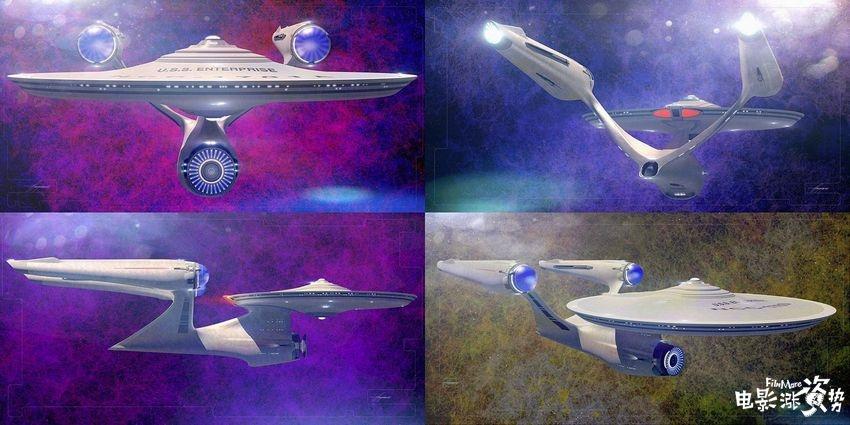 新版企业号幕后故事:《星际迷航3》视效大揭秘