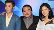 《长江图》欲申报奥斯卡 辛芷蕾性感亮相首映礼