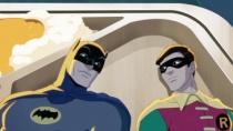 《蝙蝠侠:披风斗士归来》曝光片段 餐盘中逃脱