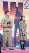 《我的战争》首映 刘烨王珞丹拍爆破戏亲自上阵