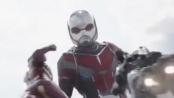 《美国队长3:内战》删节片段 蚁人对抗钢铁侠