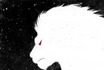 """今日,《爵迹》一款IMAX独家艺术风格海报亮相。此款IMAX海报以反差强烈的颜色和干净利落的线条图形直观地体现了片中的故事情节,外形如雄狮一般的魂兽""""苍雪之牙""""正怒目凝视着被冰锥刺中身体并被高高挑起的片中人物麒零。魂兽在苍穹星空背景的映衬下霸气十足,而影片中由此引出的神音家族围捕魂兽的惊险一战在IMAX大银幕上的表现也更加令观众期待。"""