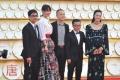 《捉妖记》剧组携手亮相红毯 获得六项百花奖提名