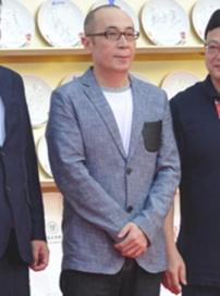 《烈日灼心》剧组亮相角逐大奖 导演曹保平现身
