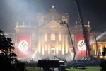 汽车人大战纳粹?《变形金刚5》新片场照惹争议