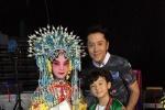 蔡国庆:儿子是真正爱情的结晶 哥的身体棒着呢