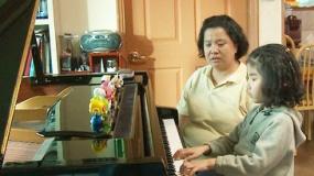 《奇迹的钢琴》曝光预告 天才盲童演奏钢琴